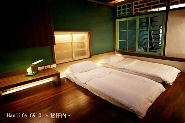 台南合法民宿-HanLife6910巷仔內