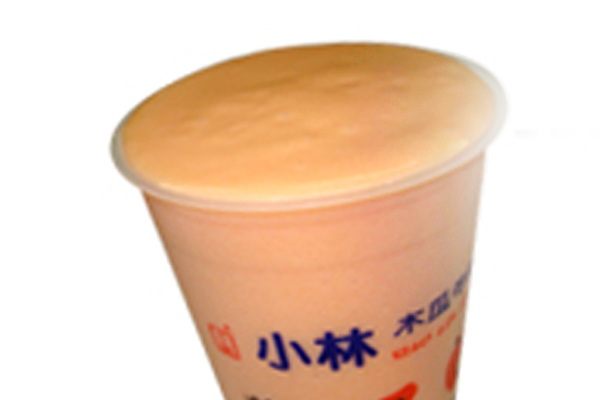 小林木瓜牛奶