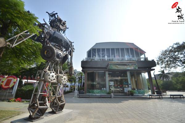 府城藝術轉角餐廳