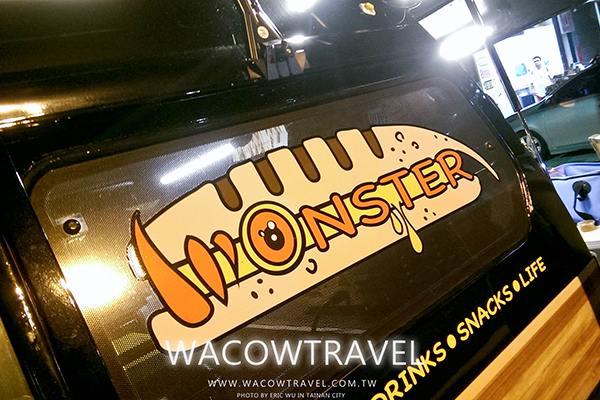 Monster怪獸古巴三明治